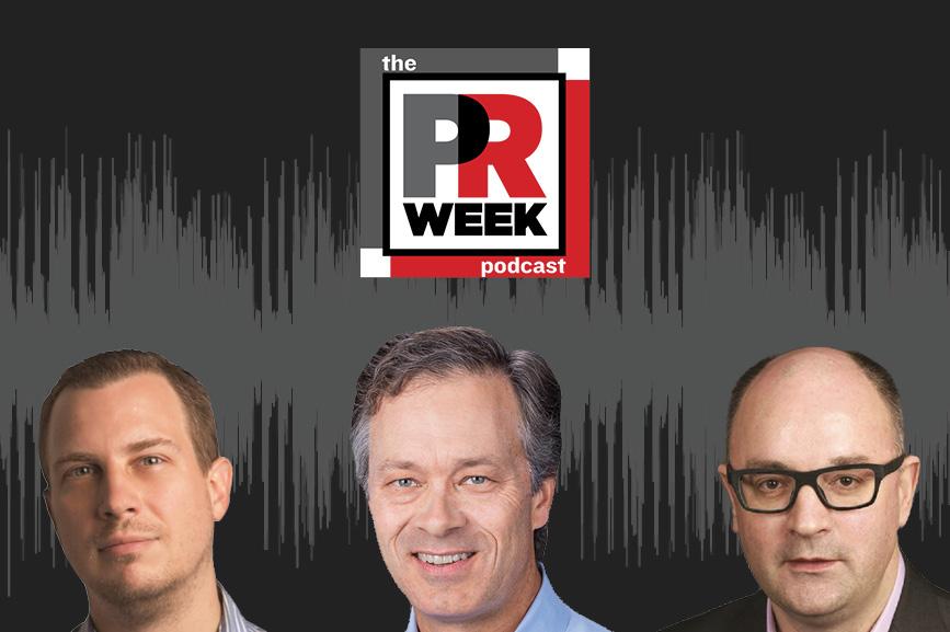 L to R: Frank Washkuch, Clarkson Hine, Steve Barrett