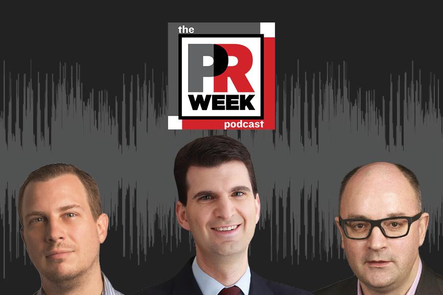 L to R: Frank Washkuch, Ed Skyler, Steve Barrett