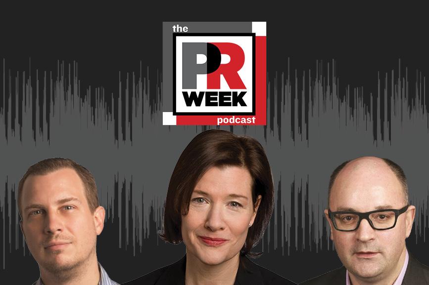 L to R: Frank Washkuch, Gail Heimann, Steve Barrett
