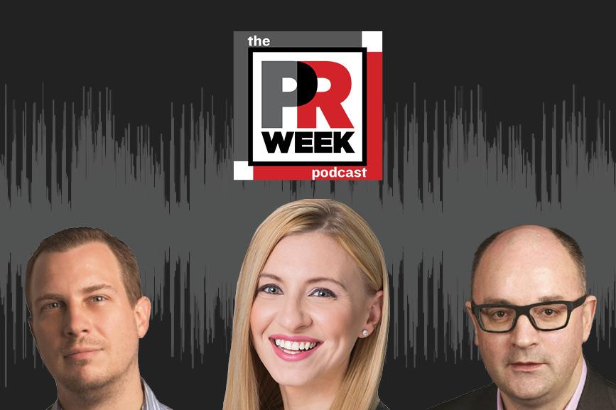 L to R: Frank Washkuch, Kristen Clonan, Steve Barrett