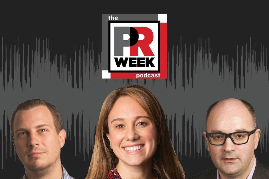 L to R: Frank Washkuch, Megan DiSciullo, Steve Barrett