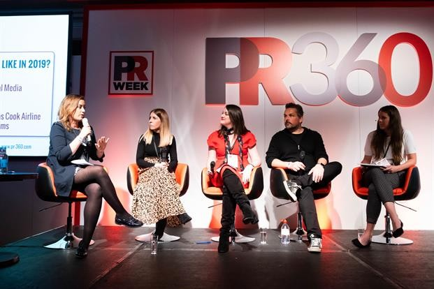 PR360: PRWeek's flagship event has been postponed until the early autumn
