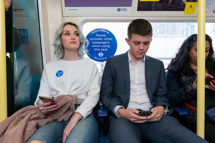 TfL's 'Travel Kind' behaviour change campaign reached millions of Londoners