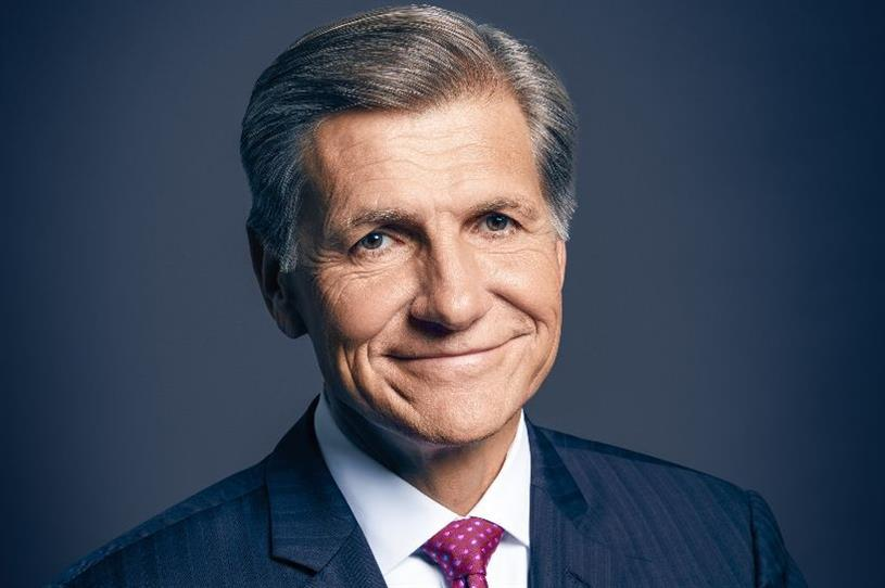 P&G chief brand officer Marc Pritchard.