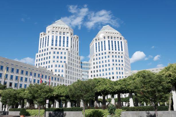 P&G headquarters in Cincinnati, Ohio. (Photo credit: Getty Images)