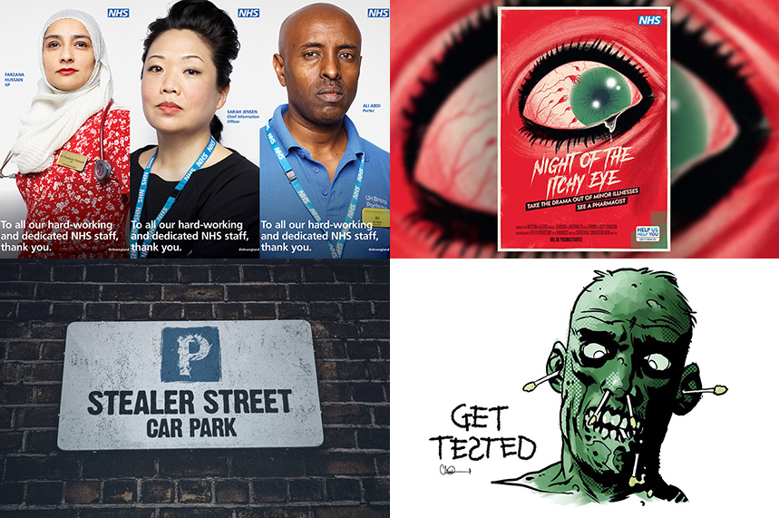 Which public sector comms campaigns made our 2020 cut?