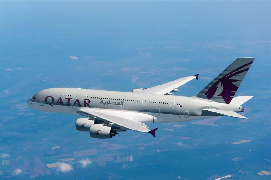 Take off: Engage by Bell Pottinger wins Qatar Airways