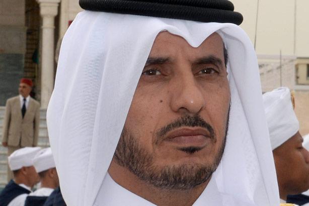 Qatar's Prime Minister: Sheikh Abdullah bin Nasser bin Khalifa al-Thani (FADEL SENNA/AFP/Getty Images)