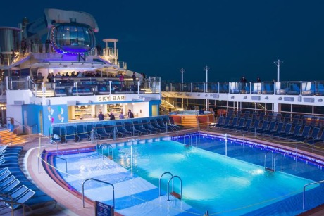 Quantum of the Seas: Lexis wins pitch for global cruise brand