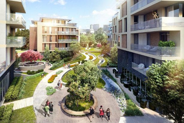 L&Q's Quebec Quarter development in South London