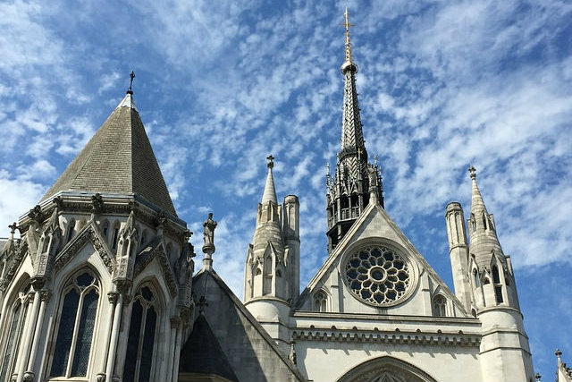 Royal Courts of Justice: Heard from Burrell and Clifford in January (Credit: Matt Brown via Flickr)