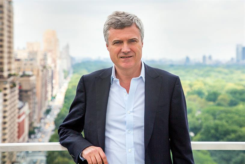 WPP CEO Mark Read