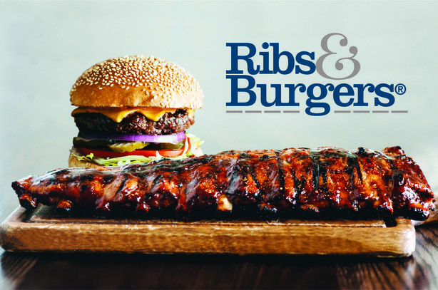 Tasty proposition. Frank PR appointed for UK launch brief of 'Ribs & Burgers'