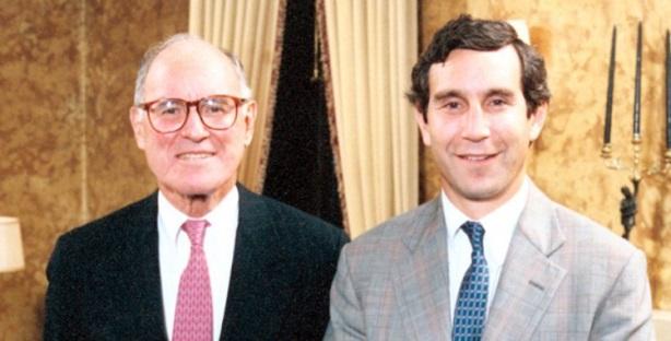 Dan and Richard Edelman