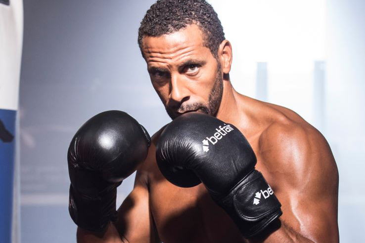 #DefenderToContender: retired footballer Rio Ferdinand to launch boxing career