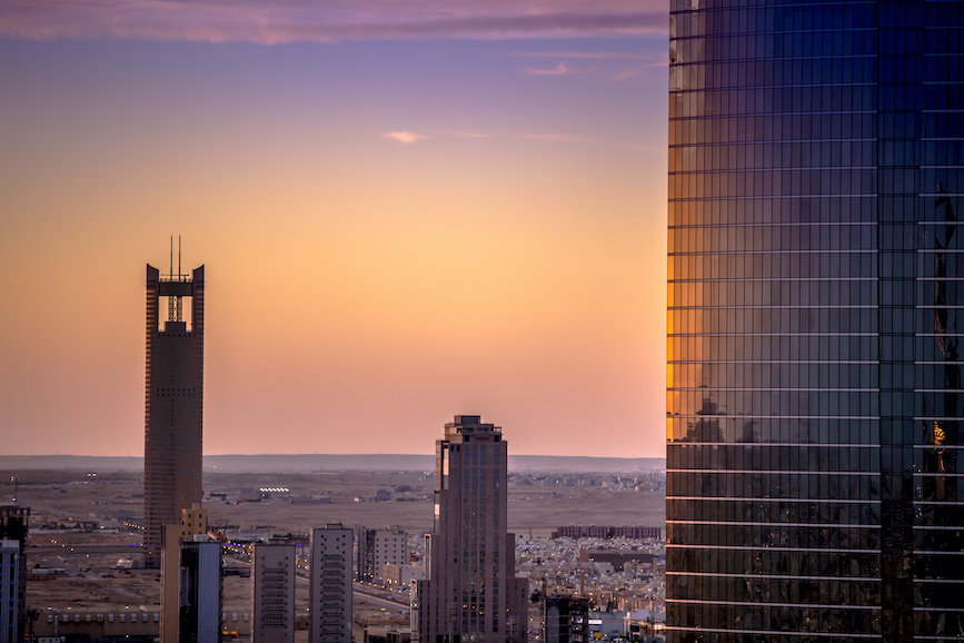 Riyadh, Saudi Arabia. (Photo credit: Getty Images).