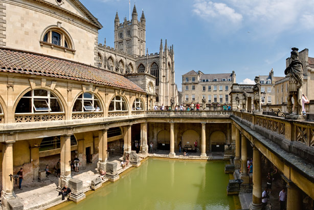 Gateway Ticketing Systems: Works with resorts including the Roman Baths in Bath