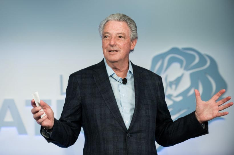 Interpublic chairman and CEO Michael Roth