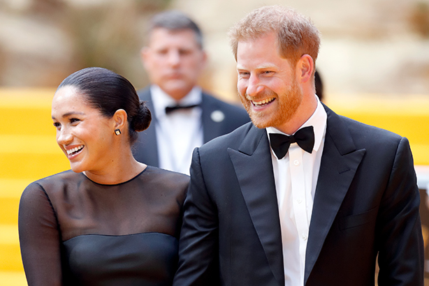 Meghan and Harry have come under fire for their use of private jets (©Max Mumby/Indigo/GettyImages)