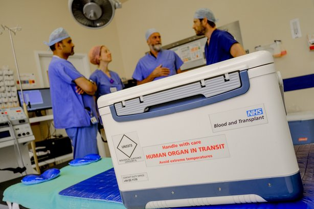 NHSBT campaign will promote rule change on organ donation and encourage people to opt in