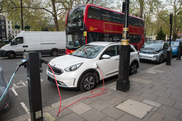Electric vehicles make up just over two per cent of new car sales, according to campaigners (Pic credit: Go Ultra Low)