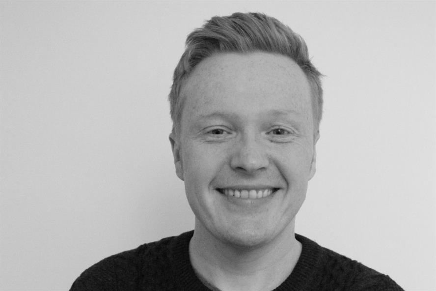 Ryan Reddick: will help clients 'tell genuinely interesting and inspiring stories'