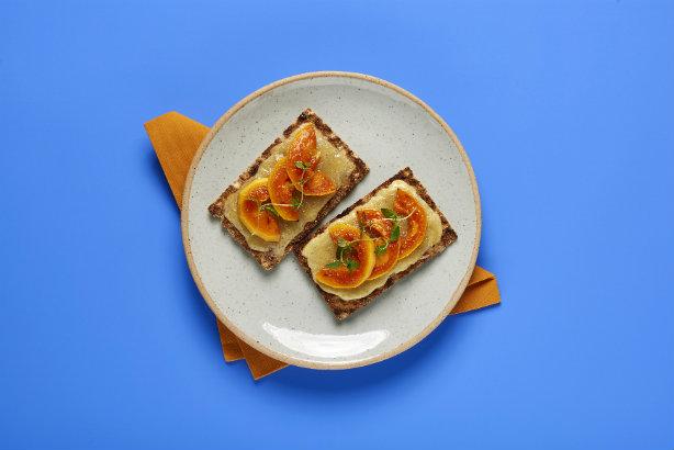 Try it with papaya? W promotes Ryvita
