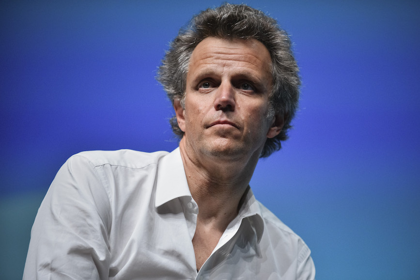 Publicis CEO Arthur Sadoun at the Cannes Lions International Festival of Creativity in 2018.
