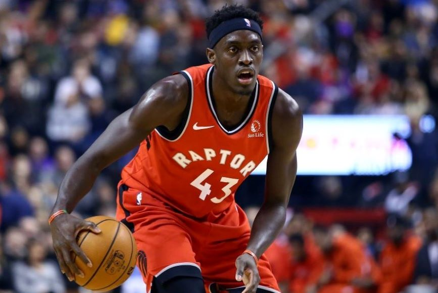 Toronto Raptor and world champion Pascal Siakam is a native of Cameroon. (Photo credit: Getty Images)