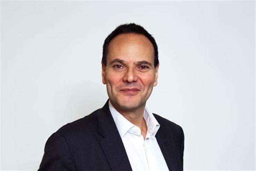 Outgoing Kantar CEO Eric Salama
