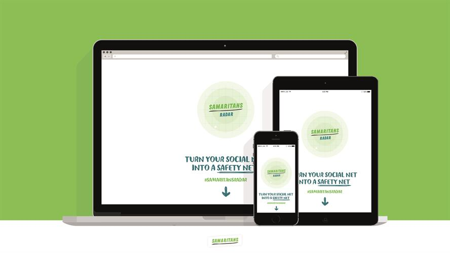 Samaritans Radar: Encouraging people to look out for one another online