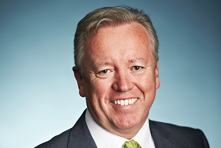 FleishmanHillard CEO John Saunders