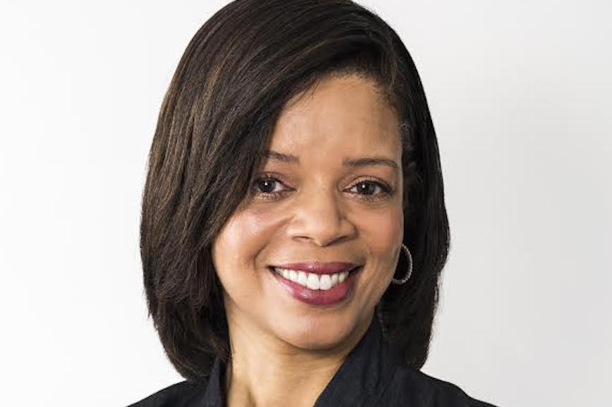 New Sesame Workshop DEI lead Wanda Witherspoon. (Photo credit: Gil Vaknin, Sesame Workshop).