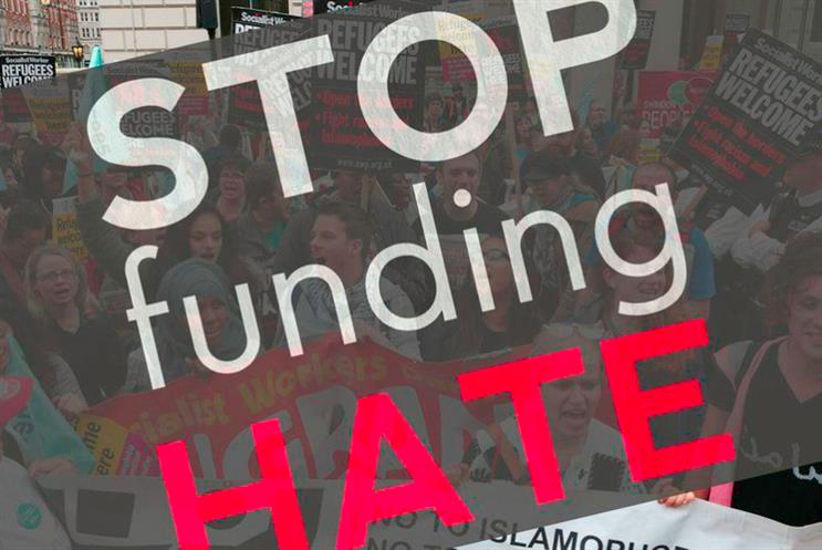 Stop Funding Hate: welcomes action bu Center Parcs and the Southbank Centre