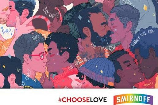 Smirnoff: Vodka brand tackles online abuse for Pride activities