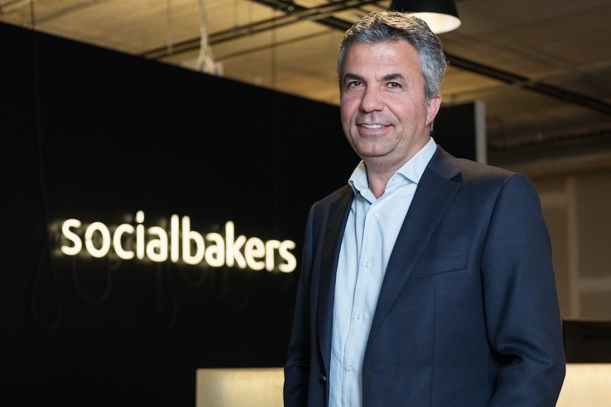 Yuval Ben-Itzhak, CEO of Socialbakers