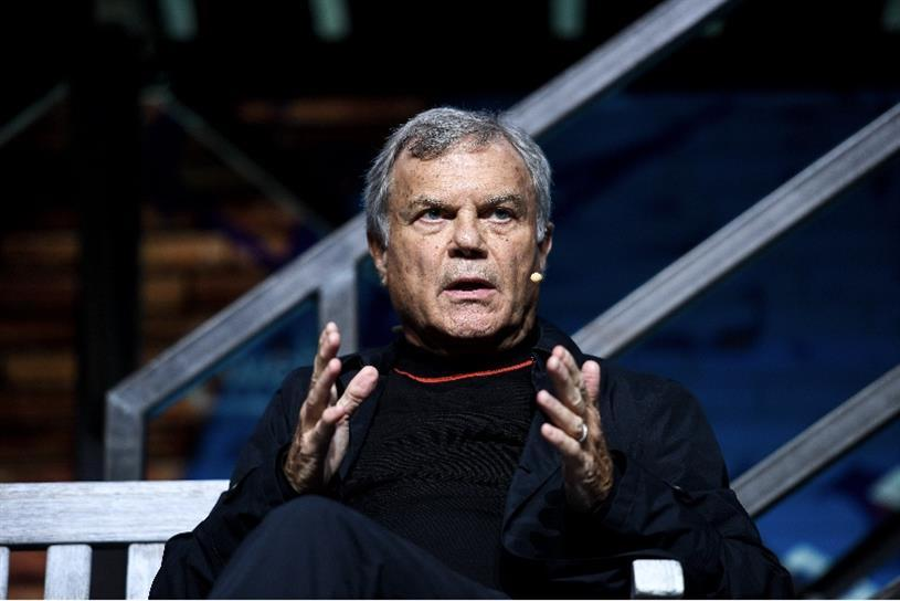 Ex-WPP CEO Martin Sorrell. (Photo credit: Getty Images).