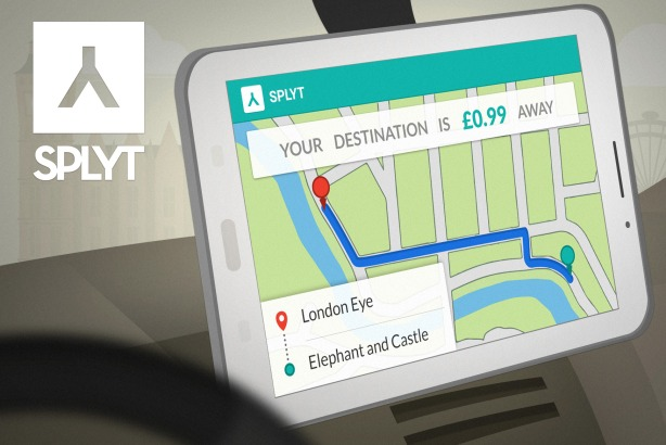 Splyt: The ride-sharing app will be launched next week