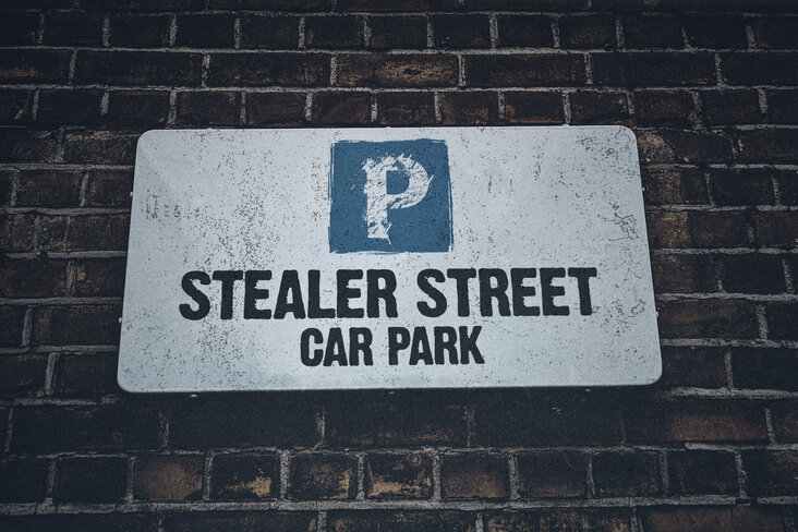 West Midlands Police has created the 'Stealer Street' car park to highlight car crime