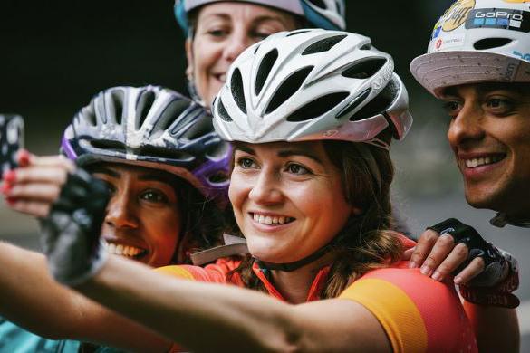 Strava's no filter campaign is designed to promote inclusivity in sport