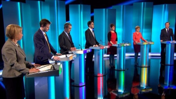 The big debate: More than three quarters of comments about Nicola Sturgeon were positive