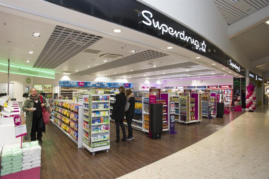 Superdrug: Shopping for new PR support