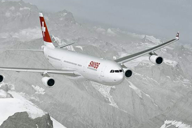 Swiss International Air Lines: Launch PR will work on its UK brand and press office