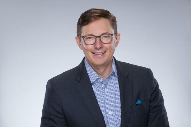 New Arby's president Jim Taylor. (Image via Arby's)