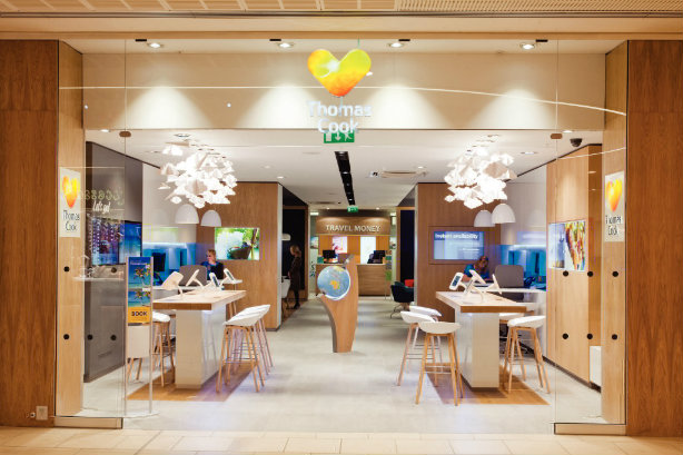 Going places: D'Alfonso books one-way trip to Thomas Cook for new role