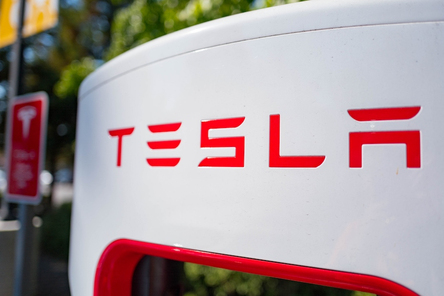 Tesla's decision to manufacture ventilators was the most impactful business news story of the COVID period. (Photo credit: Getty Images).
