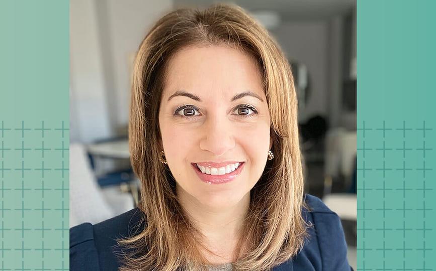 Samira Thabet, newly promoted at MMC.