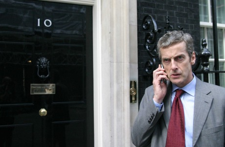 Malcolm Tucker: one in five respondents voted for the foulmouthed spin doctor from The Thick of it