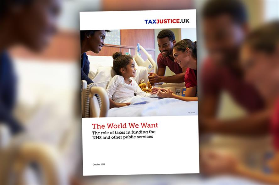 Tax Justice UK plans to bolster its public affairs capacity