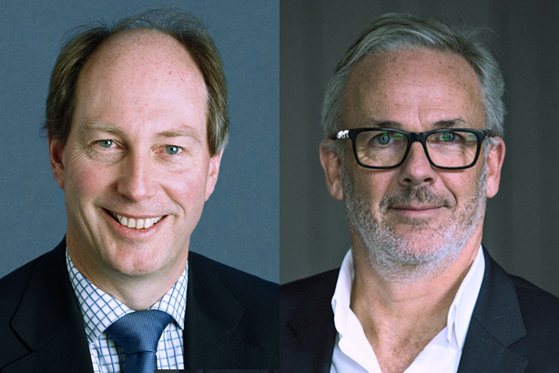 TMG welcomes Blair (l) and Fraser (r) on board